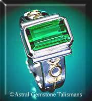 Emerald / tsavorite