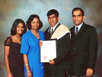 DrTheja & Family